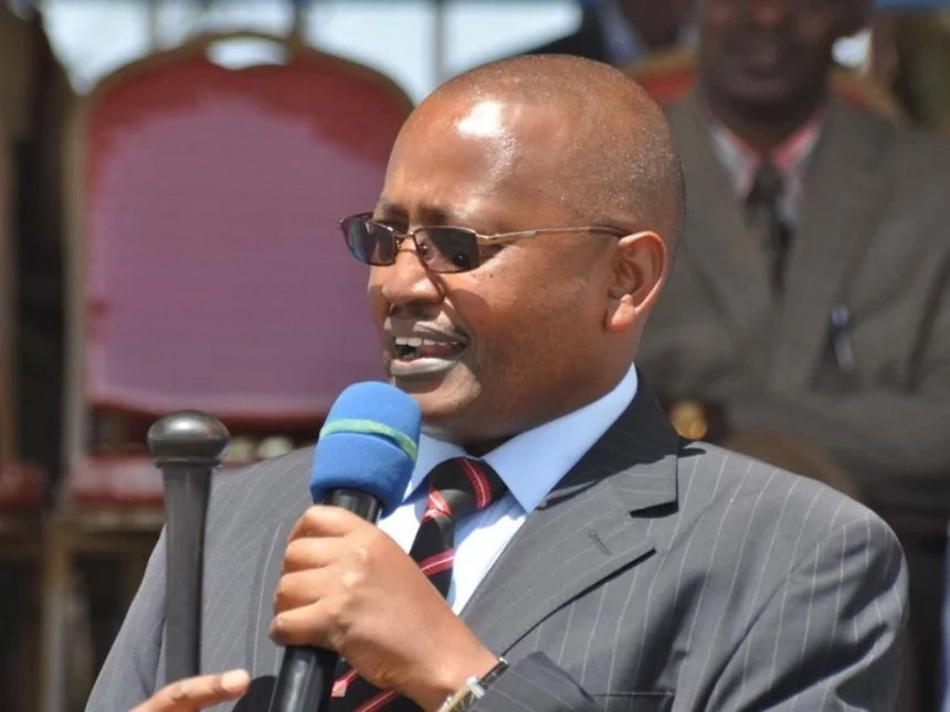 Uhuru loses a Jubilee senator who was floored in nominations