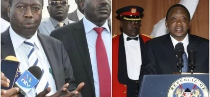 Governor copied Uhuru during address and the photo has resurfaced