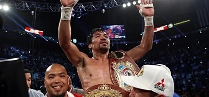 Pacquiao's match in 2016 lands him a spot in Forbes boxing MVPs