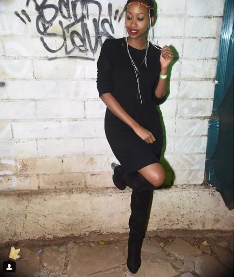 Citizen TV Janet Mbugua has the best legs in the game, we have photos to back the claim