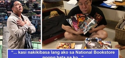 'Ingatan niyo po pls' John Lapus gets emotional as he says goodbye to the X-Men collection he bought with his first salary in 1993