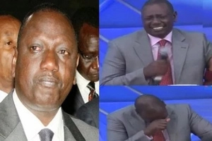 Politician makes fun of DP Ruto's baby mama drama