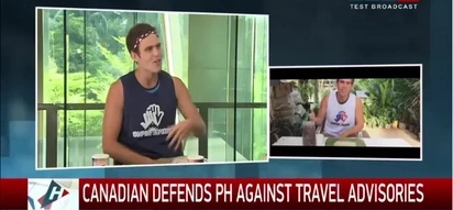 Canadian travel blogger, Kyle Jennermann, encouraged Philippine visit even after travel warning
