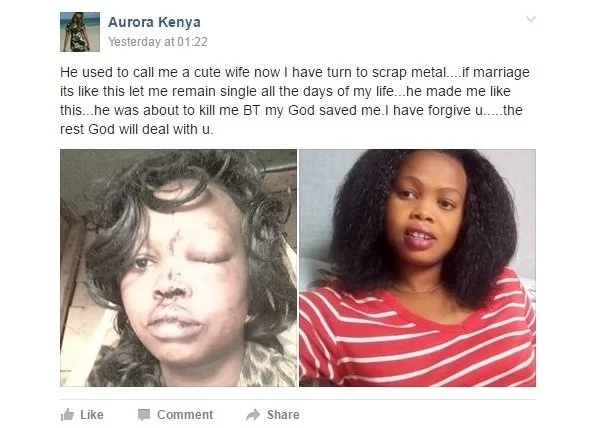 Woman took to social media to EXPOSE her husband but Kenyans had an unecpected surprise in store for her