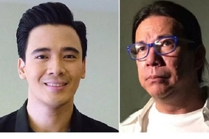 Columnist Jobert Sucaldito to face complaints for libelous Facebook posts tagging Erik Santos and manager as 'bakla' and 'traidor'
