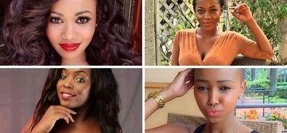 Who is the hottest socialite in Kenya?