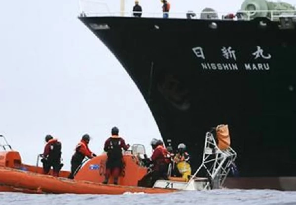 Japanese Whaling Crew Eaten Alive By Killer Whales, 16 Dead