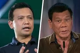 Trillanes denies Duterte's claim Scarborough Shoal is lost; May be basis for impeachment