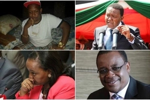 Full list: 19 governors who might be forced to drop their bids in August polls because of corruption