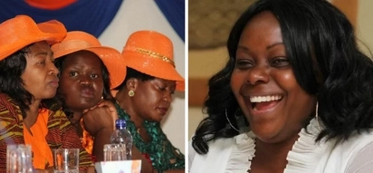 Jubilee party has the numbers but NASA has tyranny of brains- Millie Odhiambo