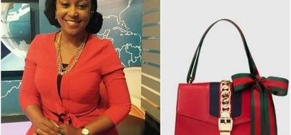You need a loan to afford Betty Kyalo's handbag (photos)