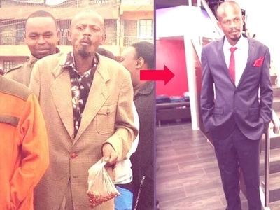 Kenya's sensation Githeri Man speaks after being dragged into a nasty scandal