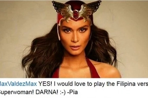 Todo na ang pagiging Queen! Pia Wurtzbach wants the role Angel Locsin could no longer play - the new Darna!