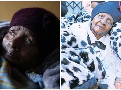 One for the record books: Gogo, 117, thought to be the oldest living African