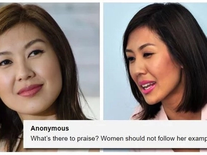 Hindi daw dahil maraming natuwa eh tama yung ginawa! Liz Uy's coming out as a single mom elicited mixed reactions from netizens