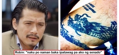 Disappointed Robin Padilla complains about receiving a hold departure order from Bureau of Immigration: 'baka pati ako ay Triad na rin'