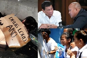 Kami'y anghel! Du30 police brazenly describes summary executions as sending bad souls to heaven