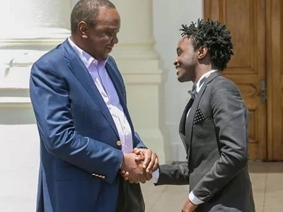Jaw-dropping throwback photos of top celebrities including Bahati that show how life really changes