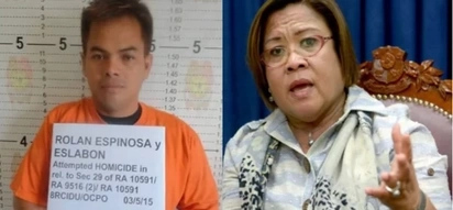 Inventpamore: De Lima trumps alleged connection with the Espinosas