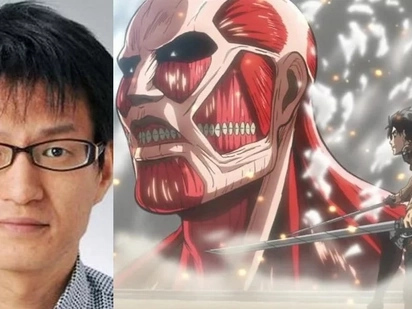 """Attack on Titan"" editor arrested, suspected of murdering his wife"