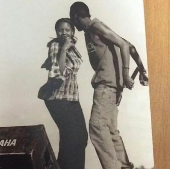 See interesting #TBT photos of Kenyan politicians and celebs