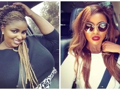Anerlisa Muigai sparks pregnancy rumour after showing off bulging baby bump on social media