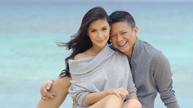 Heart Evangelista gets advice from husband Chiz