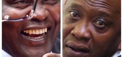 Swearing in does not vest legitimacy to despotic imposters like Uhuru and Ruto - Miguna Miguna