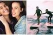 Para sa baby niya! Yassi Pressman goes surfing with her sister Issa Pressman amid busy schedule