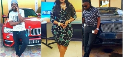 Kamene Goro already has a new boo, barely weeks after calling it quits with her older ex