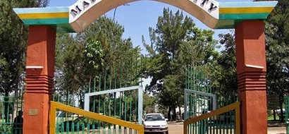 Maseno University Counting Losses After Fire Outbreak
