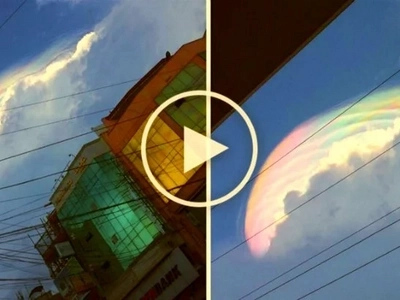 Watch this unbelievable video of the 'Unicorn Sky' in Pagadian City! Find out what it is!