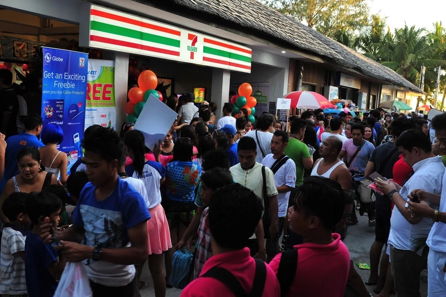7-Eleven franchising has been made more affordable