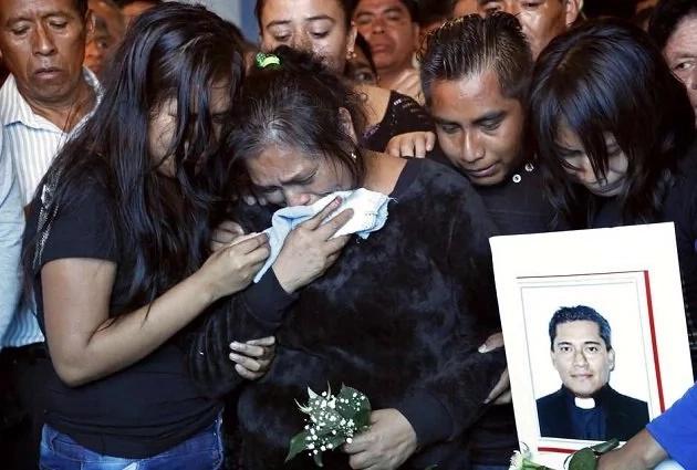 5 increíbles razones por las que asesinan sacerdotes en México