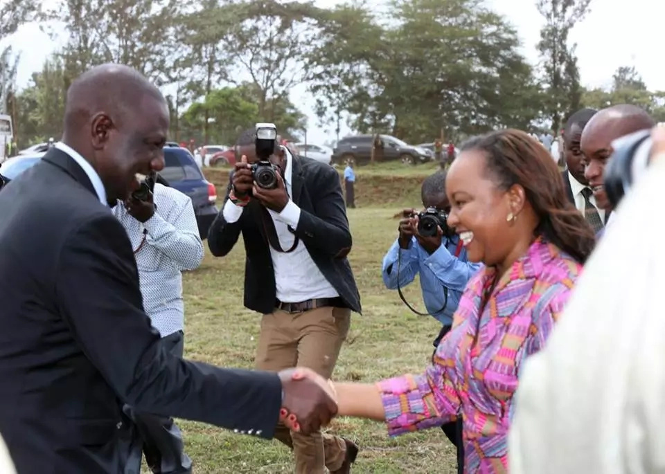 Make Waiguru your running mate in 2022,DP Ruto told