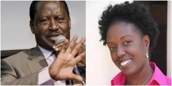 Martha Karua amtumia bintiye Raila Odinga UJUMBE utakaowafurahisha wafuasi wa ODM