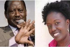 Parents pain, why Raila and Ida fear for their daughter's health