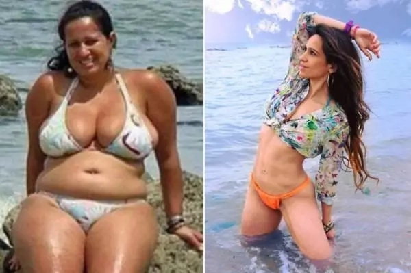 This 36-Year-Old Woman Lost 30 Kg For Her Husband. His Reaction Will Shock You!