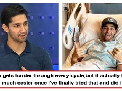 Malaking tulong daw ang 'miracle drug' na ito! Wil Dasovich claims that medical cannabis helped him won his battle over colon cancer