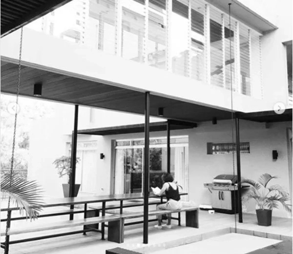 Jericho Rosales' resort-inspired house is a sight to behold