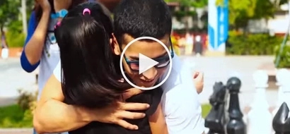 Lucky fans of Enchong Dee jives with him on his latest music video