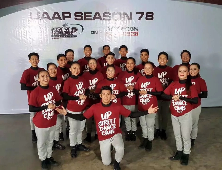 UP reigns supreme in UAAP Street Dance