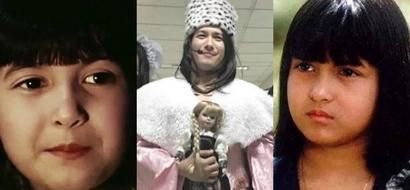 Parang may kamukha! John Prats unbelievably looks like sister Camille Prats in his 'Princess Sarah' costume