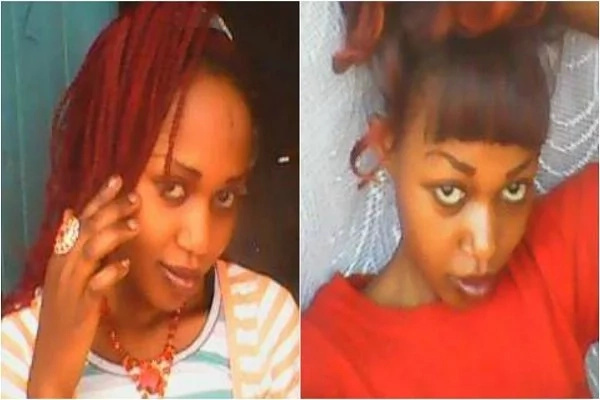 Female gangster threatens Kayole cop after PRETTIEST thug was killed