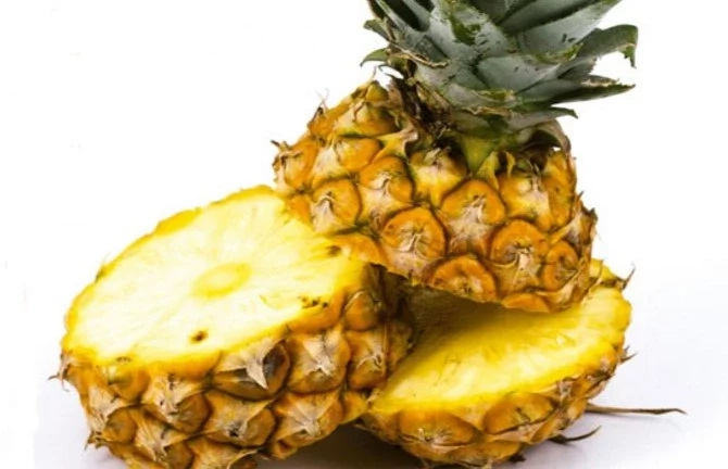 She ate only pineapple for a week. What happened to her body will definitely surprise you