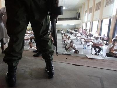 Hofu yatanda kuhusiana na mtihani wa kitaifa wa KCSE