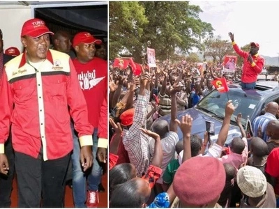 How more chaos in Tharaka Nithi nearly derailed Uhuru's entire campaign