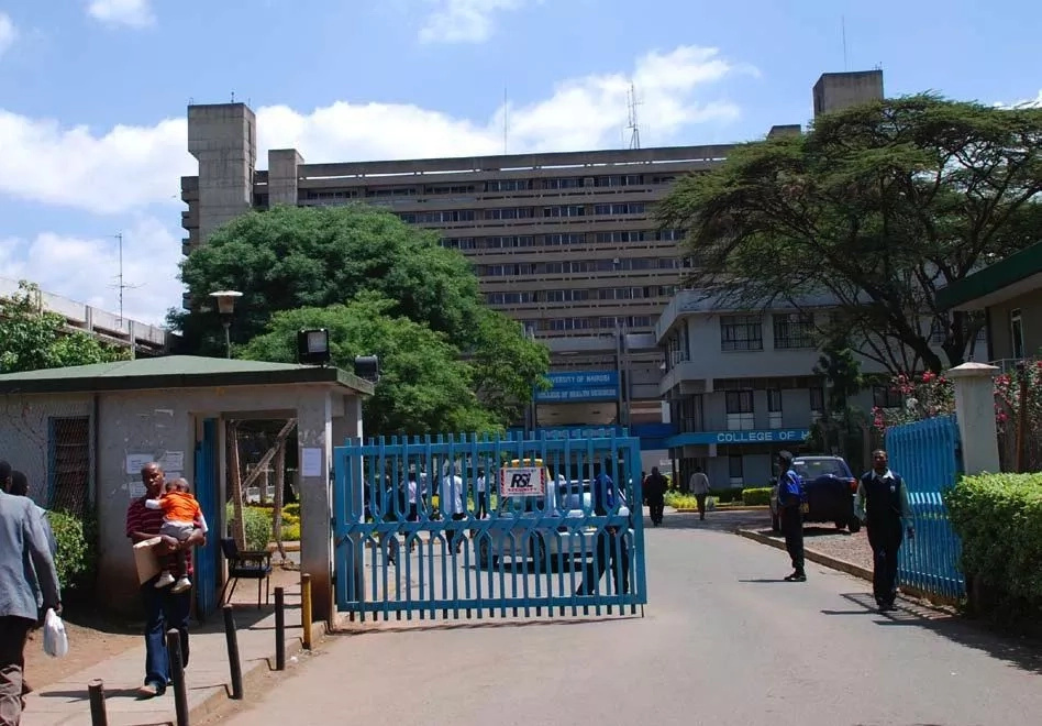 Kenyatta National Hospital boss suspended