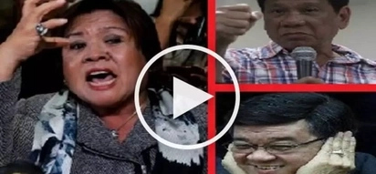 De Lima vows payback vs ENEMIES for 'fabricating' evidence