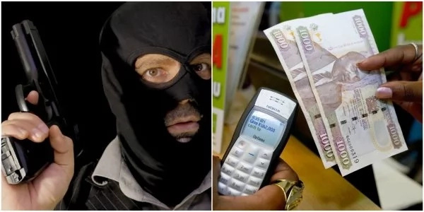 They tap your shoulder: Cons in Kenya devise new way of robbing Nairobians
